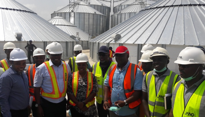 Photo of Imota rice mill to be ready June  2020 — LASG