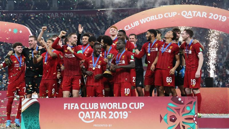 Photo of Liverpool win Club World Cup as Firmino's goal sinks Flamengo