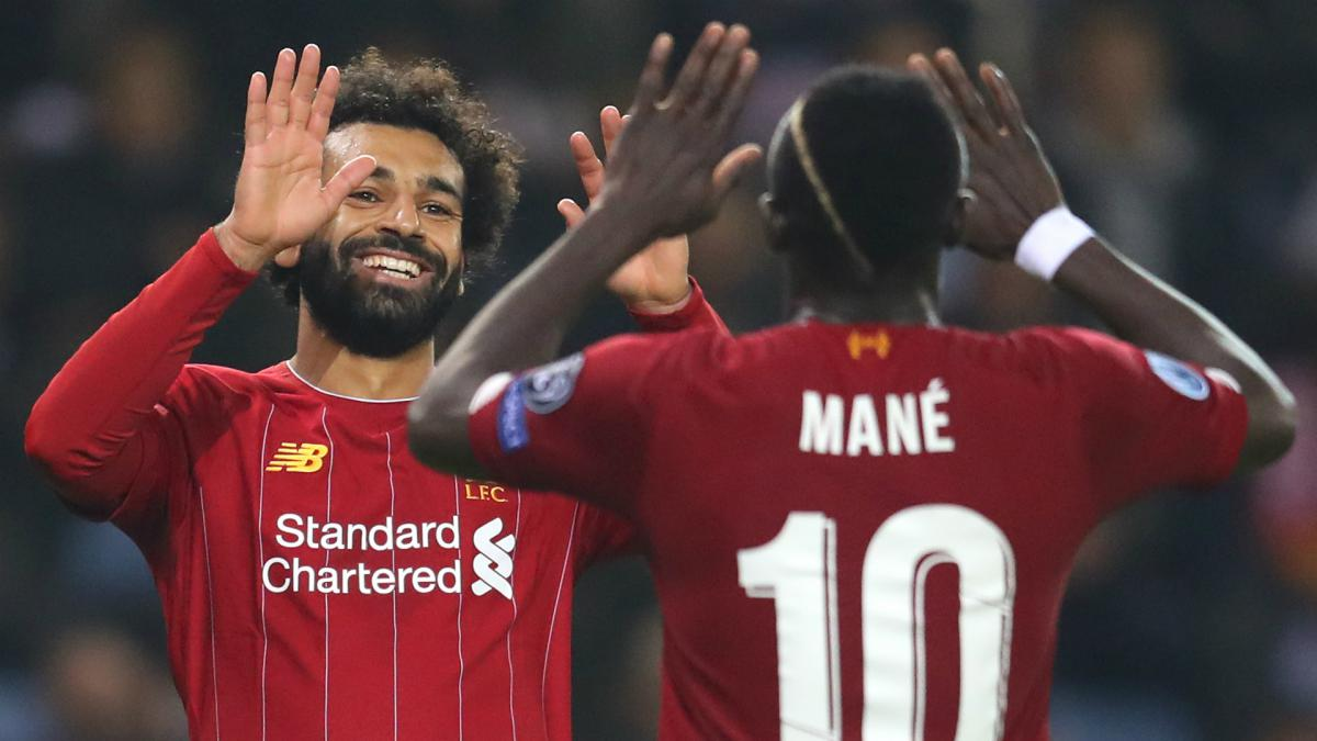 Photo of Mahrez, Mane, Salah nominated for African Footballer of the Year award