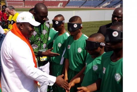Again, Morocco wins 2019 African Blind Football Championship in Enugu