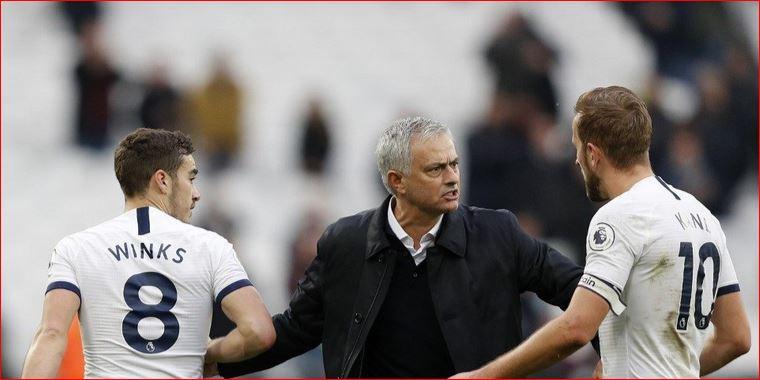 Photo of Mourinho bans Tottenham players from watching Bayern thrashing