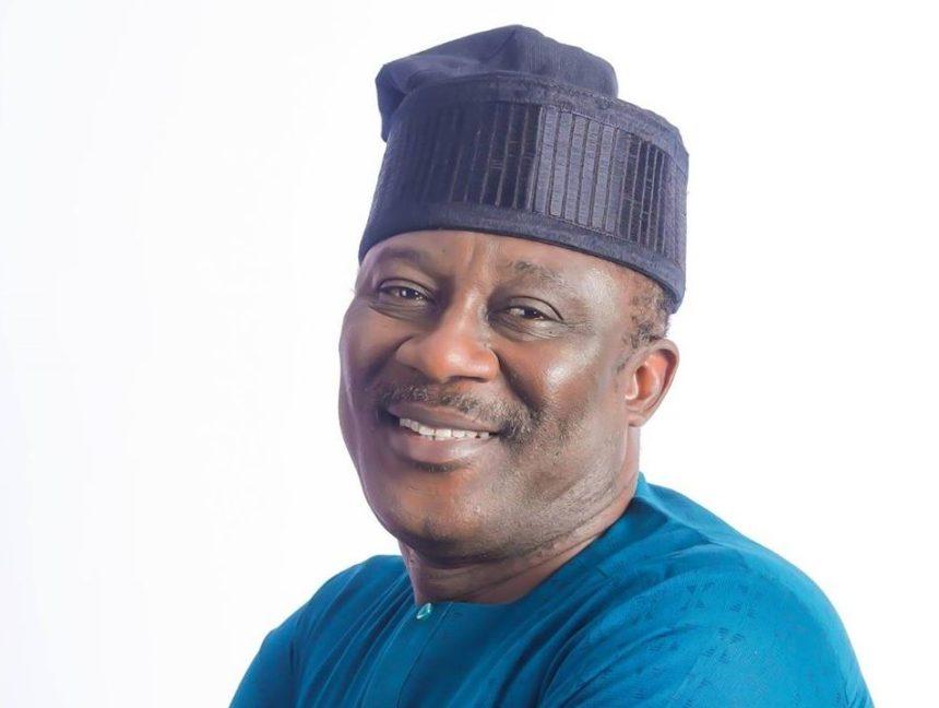 BREAKING: Lawan swears-in Smart Adeyemi as Senator