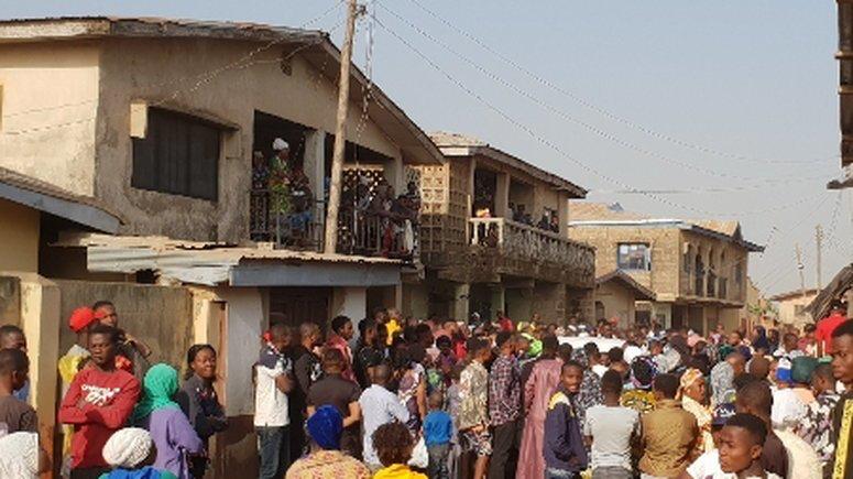 Photo of New Year Tragedy! Three children of same parents burn to death in Ibadan