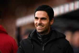 Arteta sends message to Premier League from Isolation centre