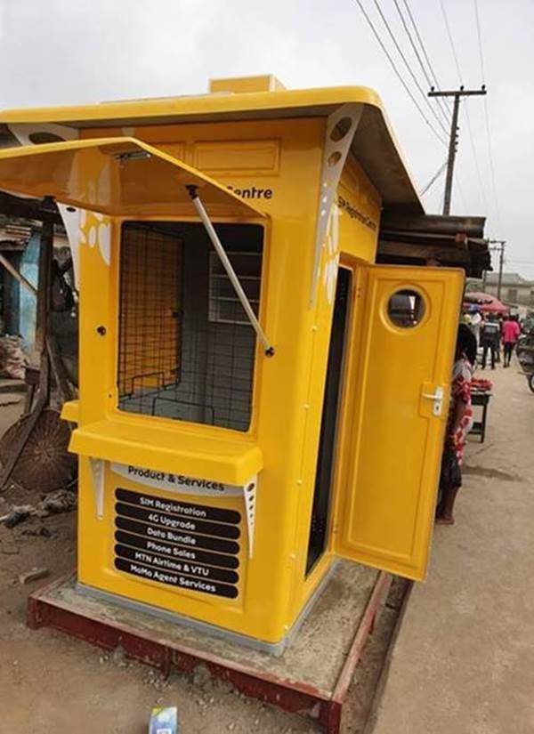 """Photo of MTN empowers 2,000 Nigerians with """"Kiosk as a Service"""" scheme"""