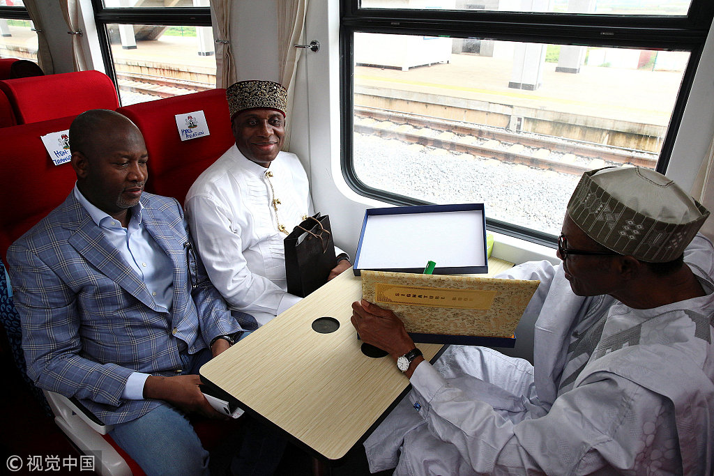 Photo of FG approves charges for Lagos-Ibadan rail