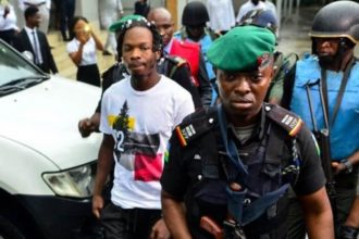 Lockdown: Police arrest, detain Naira Marley for attending Funke Akindele's party