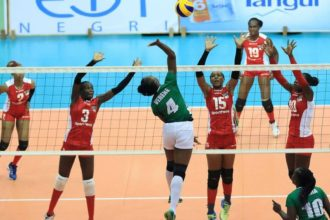 2020 Olympic Qualifiers: Egypt beat Nigeria 3-0 in volleyball competition