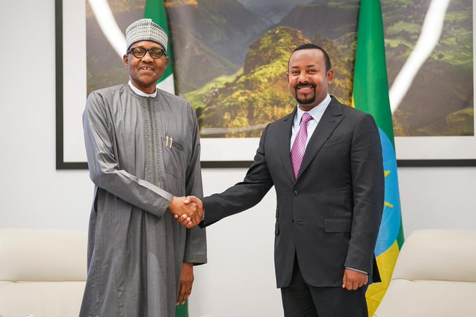 Photo of Nigeria, Ethiopia sign visa waiver agreement
