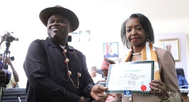 Photo of BREAKING: Douye Diri Sworn-In As Governor Of Bayelsa
