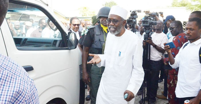 Photo of Ex-AGF Adoke granted bail in fresh money laundering case