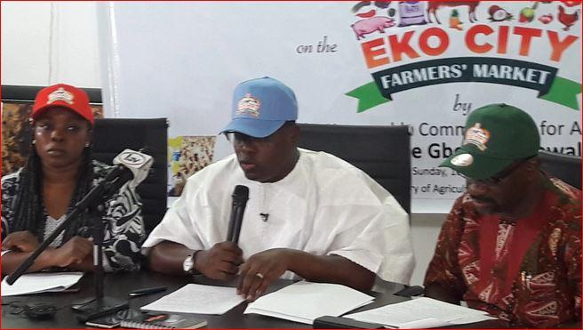 Photo of Lagos to launch maiden Eko City Farmers' Market Feb. 23