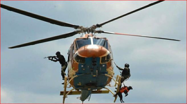 Photo of NAF airstrike nuetralises bandits in Kaduna – Commissioner