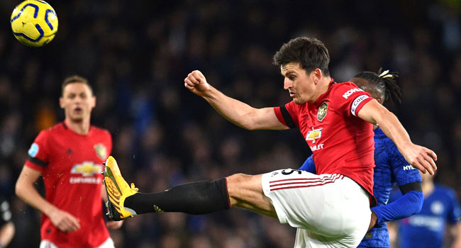 Photo of EPL: Manchester United beat Chelsea 2-0