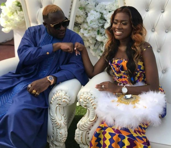 Photo of Actress collapses during traditional wedding