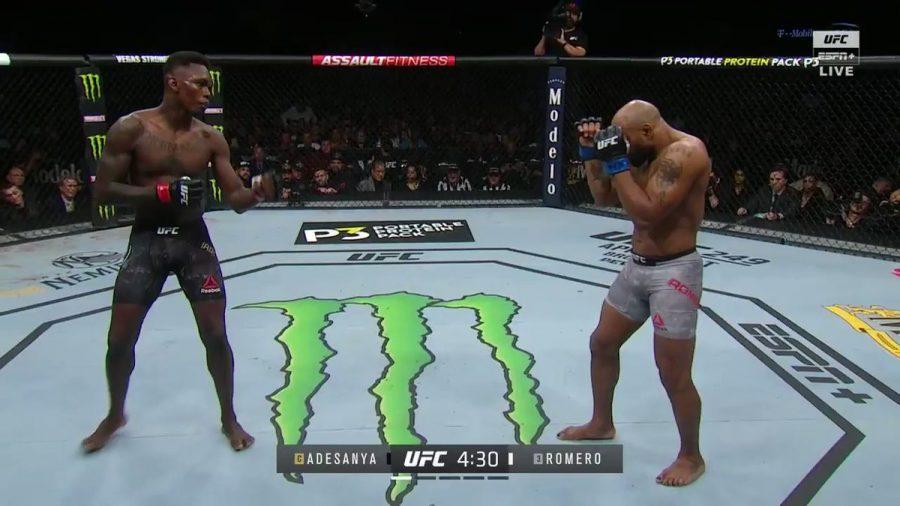 Photo of BREAKING: Nigeria's Adesanya beats Romero to retain UFC title