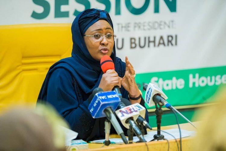 Aisha Buhari tells Nigerians to patronise traditional medicine for healthy living