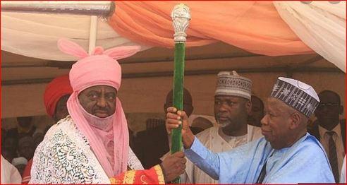 Photo of Ganduje appoints Nasiru Ado Bayero new Emir of Bichi