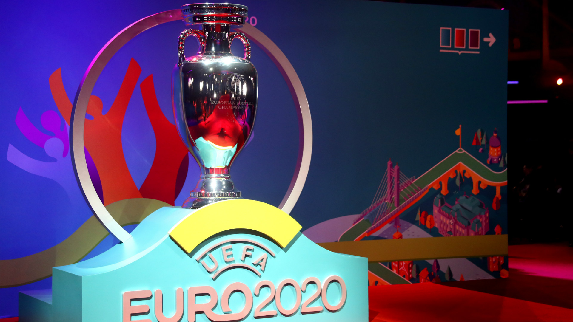 Photo of BREAKING: UEFA postpones Euro 2020 for one year