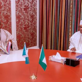 Buhari speaks on Boko Haram's attack Zulum's convoy, killing of security agents
