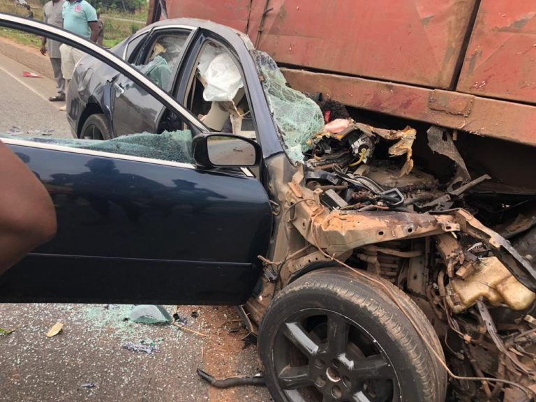 Photo of Auto crash claims two lives in Onitsha