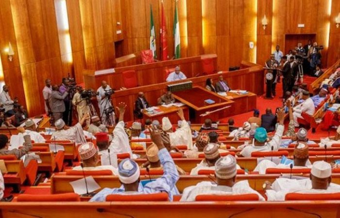 Photo of Senate constitutes conference committee on Electoral Act Amendment Bill