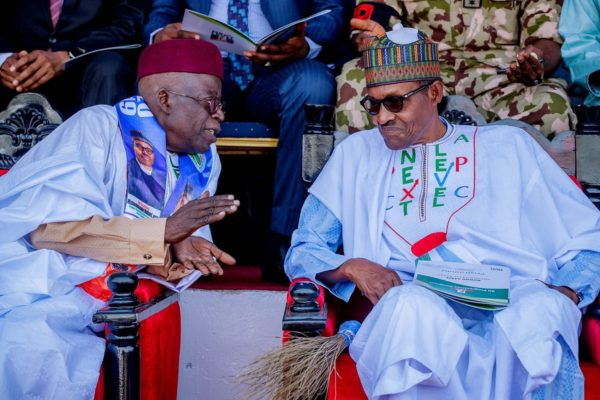 You have presented your demands, allow Buhari work on them, Tinubu begs #EndSARS protesters