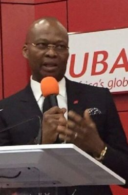 Customers to enjoy access to funds as UBA launches new naira credit card