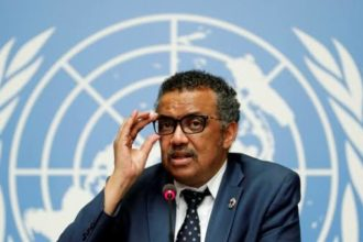 No cure yet for COVID-19: WHO chief Tedros
