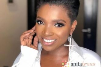 Nollywood actress, Annie Idibia becomes vegetarian
