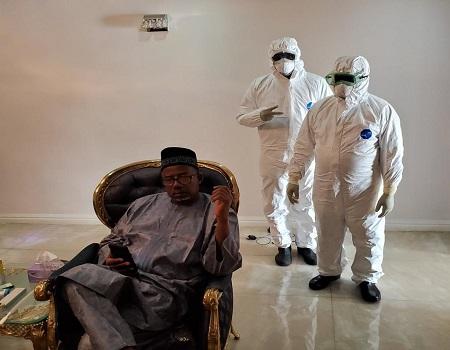 Photo of Coronavirus: Bauchi gov, Bala Mohammed tests negative