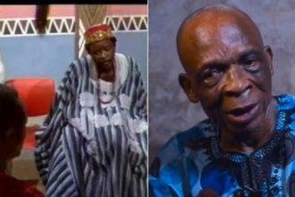 Boniface of Village Headmaster fame dies