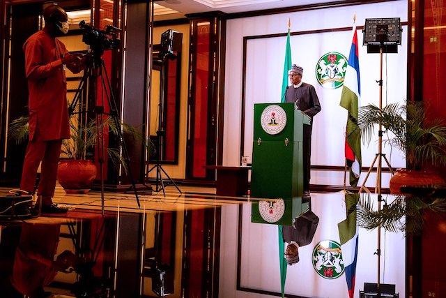 Photo of Buhari makes New Year Broadcast Friday