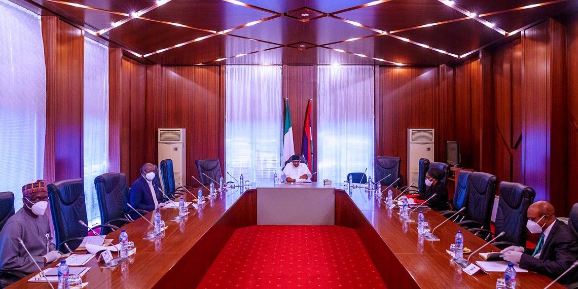 Photo of Coronavirus: Buhari orders prompt payment of salaries