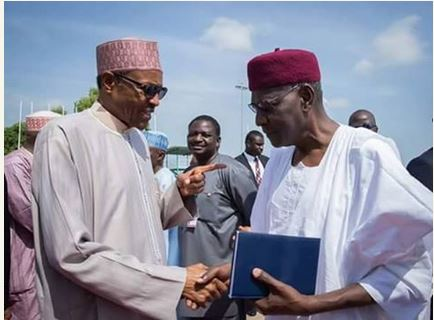 Photo of Presidency breaks silence on Buhari's alleged cancellation of appointments, memos approved by late COS, Abba Kyari