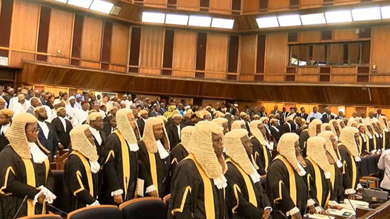 Photo of NJC okays appointment of 26 Judicial officers, 18 Appeal Court Justices