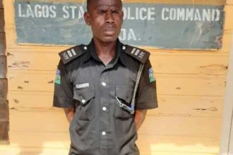 COVID-19 lockdown: Police arrest, parade Inspector for extorting N40,000 from motorist in Lagos