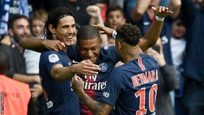Photo of PSG knock title holders Bayern Munich out of Champions League to reach semis