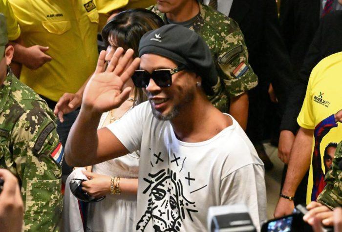 Ronaldinho may be set free on 24 August