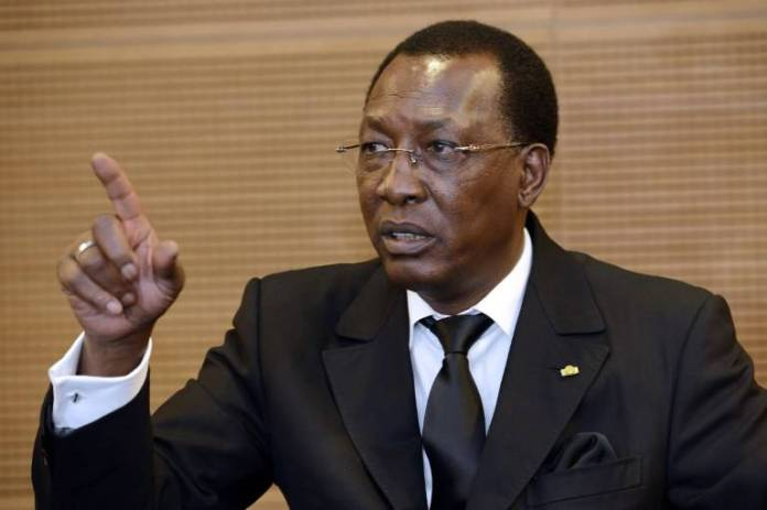 Photo of Chadian Military Picks Idriss Deby's Son As His Replacement
