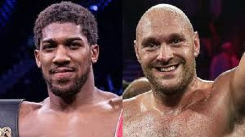 Photo of JOSHUA VS. FURY: Fight talk on and off