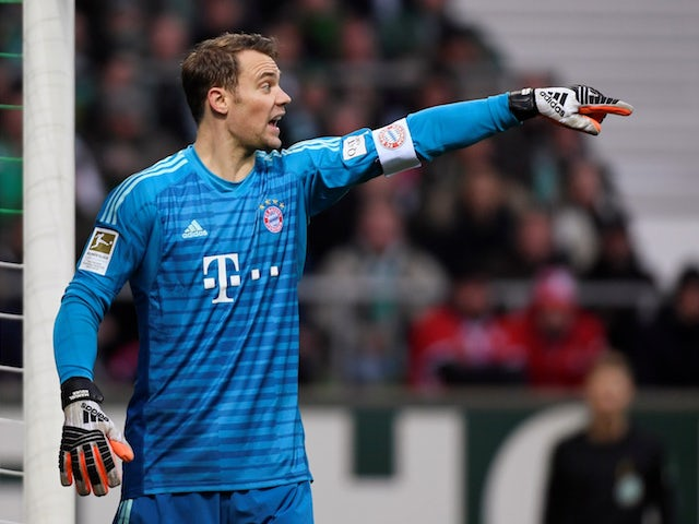 Photo of I'm 'irritated' over talks on  Bayern contract extension – Manuel Neuer
