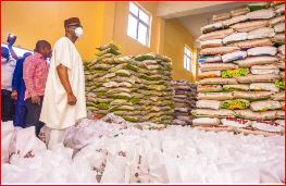 Ogun Covid-19 Food Relief: We Target the Poor and Vulnerable, not Groups