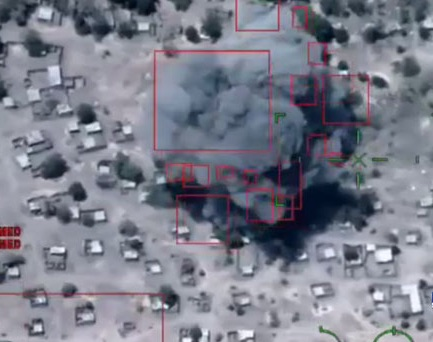 Photo of Military air strikes knock out more terrorists' hideouts in Borno