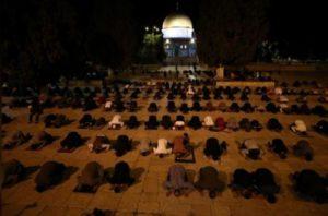 COVID-19: Jerusalem's Al-Aqsa mosque reopens