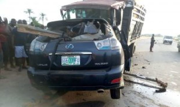 Photo of 14 passengers burnt to death in Lagos-Ibadan expressway accident