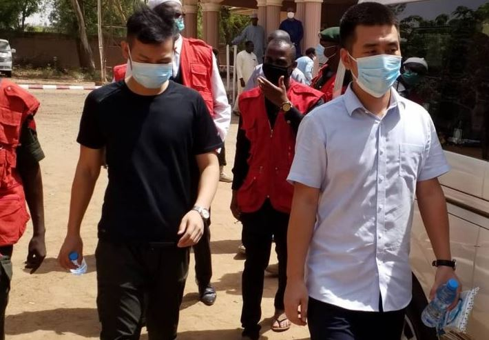 Photo of EFCC arraigns Chinese nationals for offering N100m cash bribe to officials
