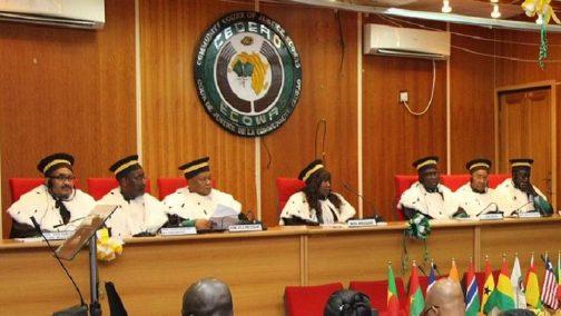 Photo of ECOWAS court resumes sitting