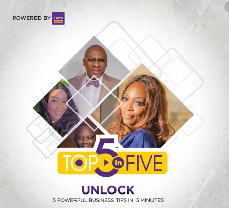 """Photo of FCMB Connects Entrepreneurs To Experts With """"Top-5-In-5"""" Initiative"""