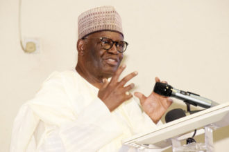 BREAKING: SGF announces Gambari as new Chief of Staff to President